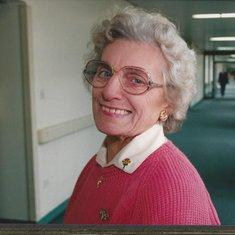 Joyce Gladys Copp (MBE)