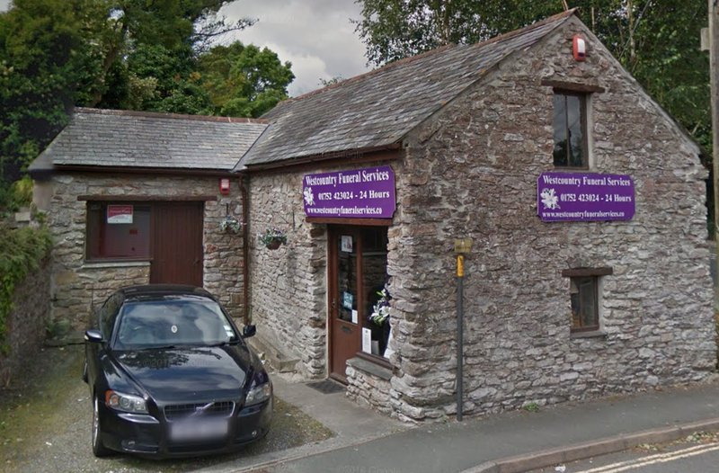 West Country Funeral Services, Elburton