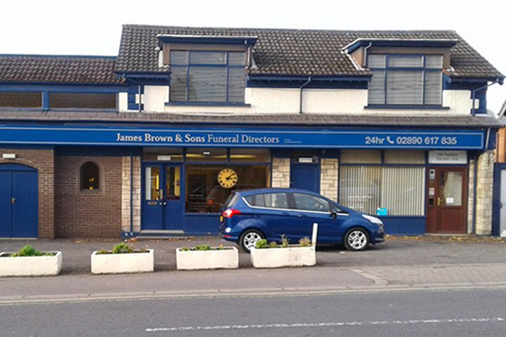 James Brown & Sons Funeral Directors, Dunmurry