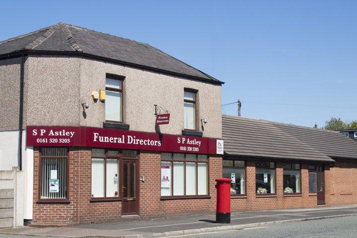 S P Astley Funeral Directors