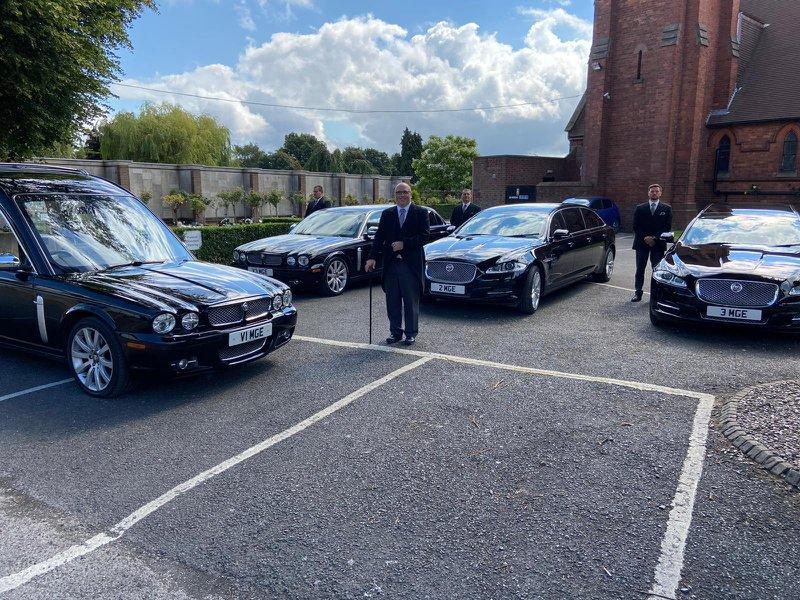 Cherish Funeral Directors, Swadlincote, Derbyshire, funeral director in Derbyshire