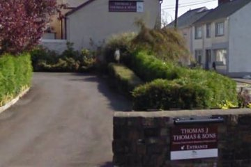 Thomas J Thomas & Son Funeral Directors, Beaufort Hill