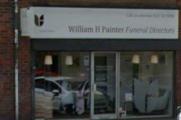 William H Painter Funeral Directors, Castle Bromwich