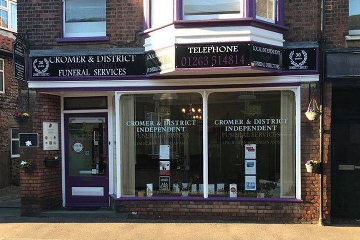 Cromer & District Funeral Services