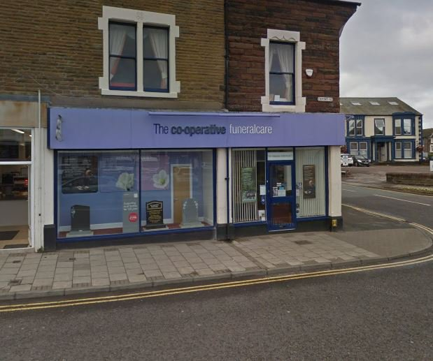Co-op Funeralcare, Workington