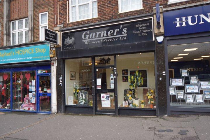 Garner's Funeral Service Ltd, Worcester Park