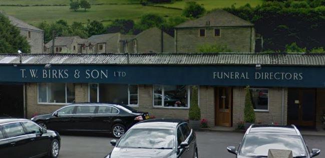 T.W. Birks & Son Ltd, Holmfirth