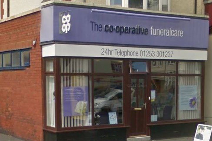 Co-op Funeralcare, Whitegate Drive, Blackpool
