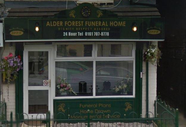 Alder Forest Funeral Home
