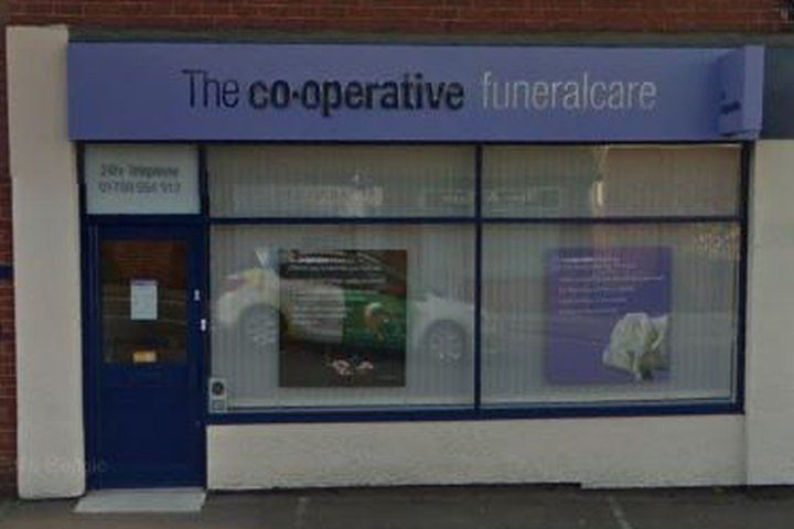 Co-op Funeralcare, Greasbrough