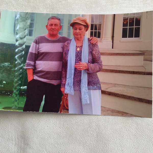 Mam & Alan, you're together now, so precious & so loved, rest in peace. Always loved 💕 💙💕 xxx