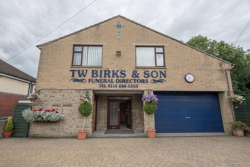 T.W. Birks & Son Ltd, Deepcar