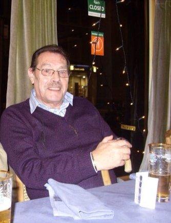 Terence John Barker