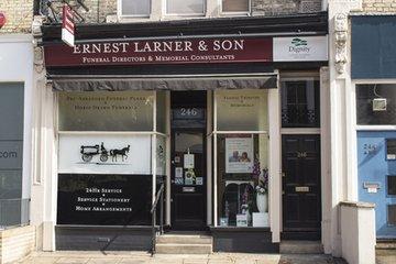 Ernest Larner & Son Funeral Directors, Putney