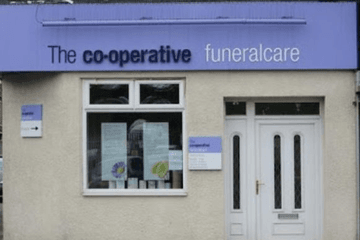 The Co-operative Funeralcare, Eccles