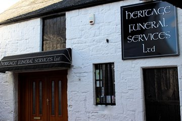 Heritage Funeral Services, Strathaven
