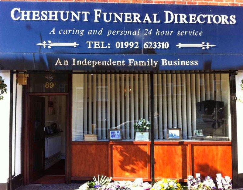 Cheshunt Funeral Directors, Waltham Cross