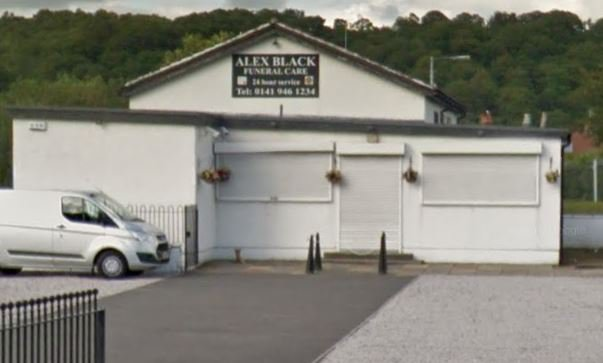 Alex Black Funeral Care, Drumchapel