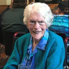 Gwenda Dorothy Stevens