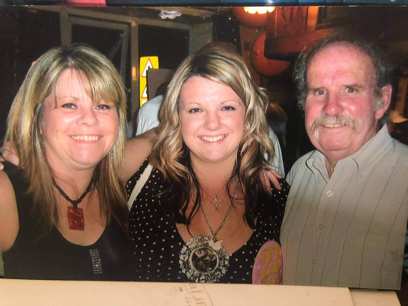 Dad , we tried so hard to get home to you, sadly it was beyond our control. Thank you for being my dad, I was so proud of you xx miss you forever xx Linzi