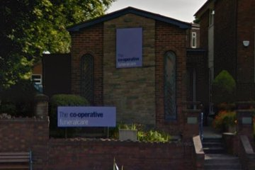 The Co-operative Funeralcare, Prestwich
