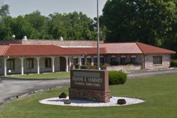 Harvey Duane E Funeral Home
