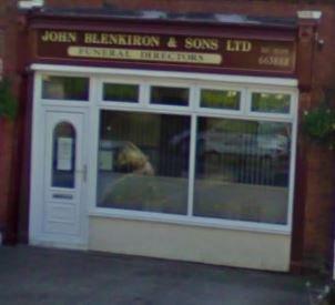 John Blenkiron & Sons Funeral Directors, Bishop Auckland