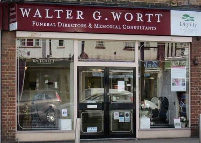 Walter G Wortt Funeral Directors