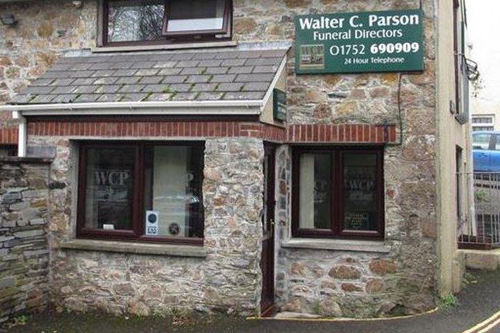 Walter C Parson Funeral Directors, Ivybridge