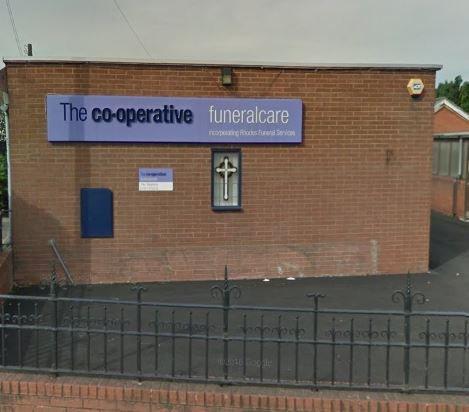 Co-op Funeralcare, Knottingley
