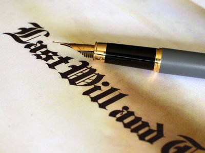 Weird wills and testaments & unusual bequests