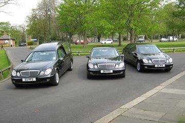 Daren Persson Funeral Service, Wallsend