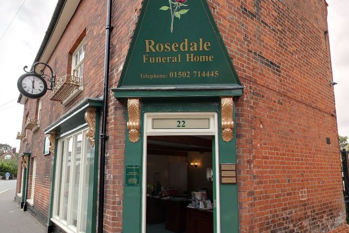 Rosedale Funeral Home, Beccles