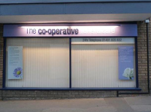 Co-op Funeralcare, Wallingford