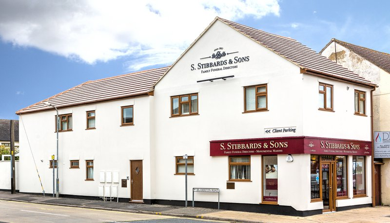 S. Stibbards & Sons Hockley, Essex, funeral director in Essex