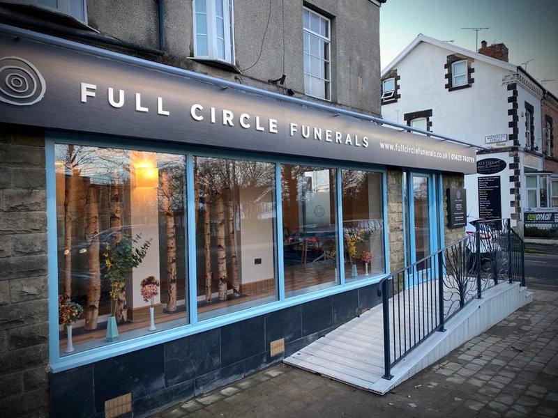 Full Circle Funerals, Harrogate, North Yorkshire, funeral director in North Yorkshire