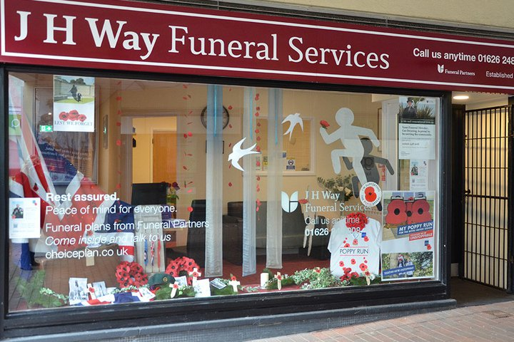 J H Way Funeral Services, Teignmouth