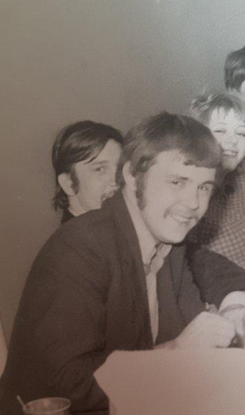 When we met Ron... 1968..