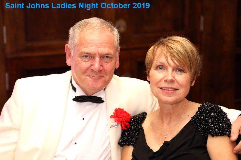 Saint Johns Ladies Night October 2019