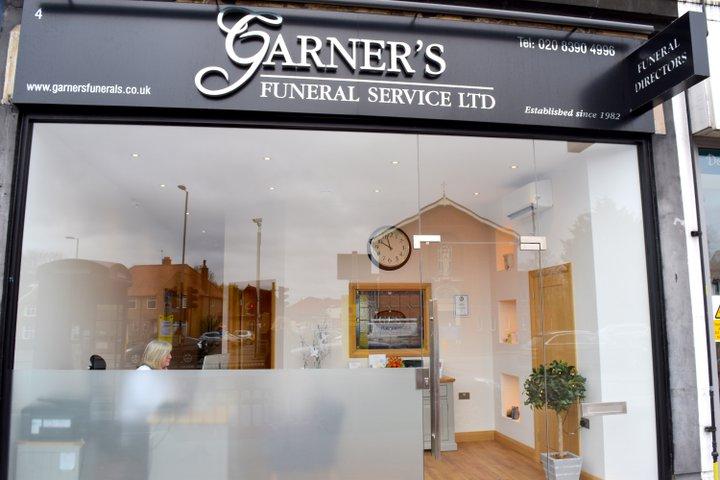 Garners Funeral Service Ltd, Tolworth