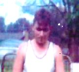 Wayne when he was sixteen