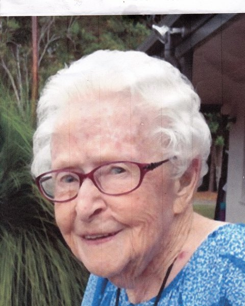 Pauline 'Beryl' Worthington
