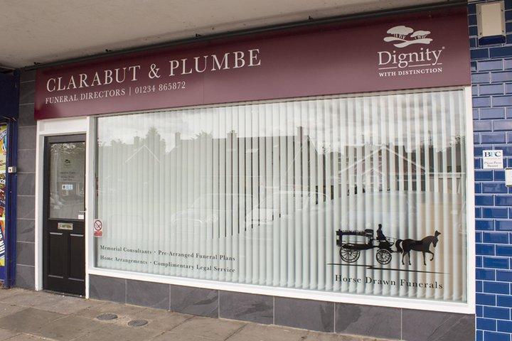 Clarabut & Plumbe Funeral Directors, Putnoe
