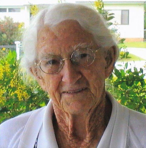 Hazel Mavis Wilson