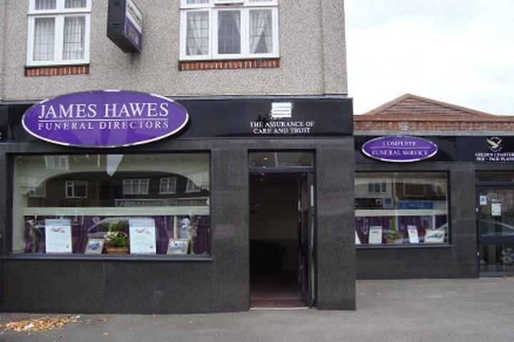 James Hawes Funeral Directors, Romford