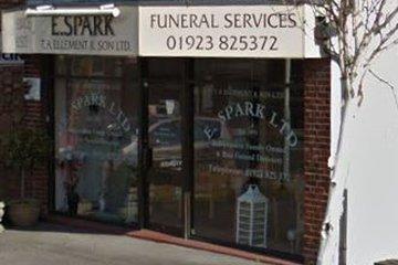 E Spark - T A Ellement Funeral Directors