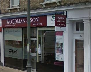 Woodman & Son Funeral Directors