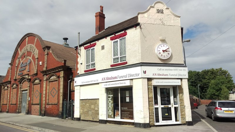 A N Abraham Funeral Directors, South Elmsall