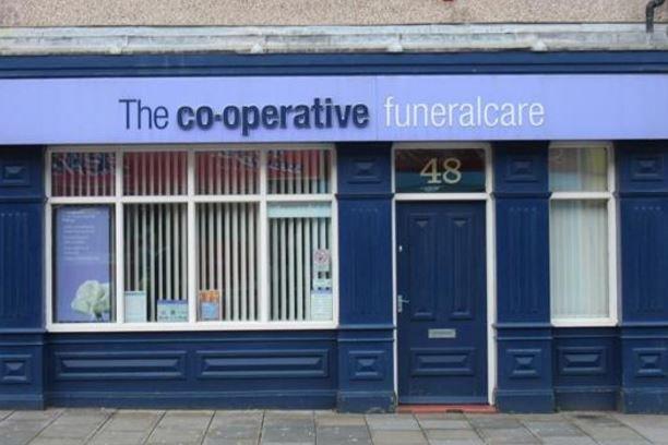 Co-op Funeralcare, Seaham