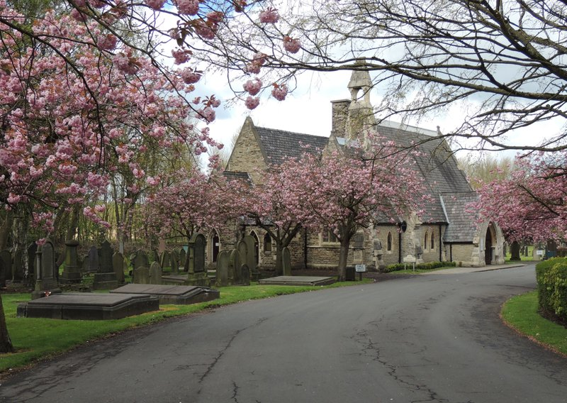 Wigan Crematorium